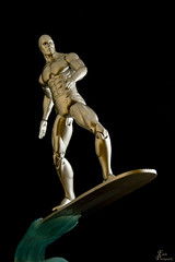 Diamond Select Silver Surfer_0002_sig (Fadde Photography) Tags: silver comics toy toys surf action surfer board figure marvel