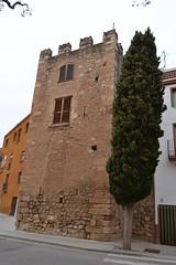 Torres de la muralla i muralla de Sant Rafel, La Selva del Camp (esta_ahi) Tags: espaa joaquim spain angelina muralla tarragona baixcamp torres  laselvadelcamp muralladesantrafel ri510006728