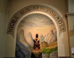 Altar  de Montserrat, Sant Pau d'Ordal. (Angela Llop) Tags: spain eu catalonia montserrat catalunya penedes subirats
