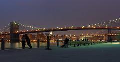 Those Who Watch the Night (beanhead4529) Tags: city nyc newyorkcity urban autostitch panorama brooklyn manhattan esb brooklynbridge manhattanbridge eastriver empirestatebuilding brooklynbridgepark