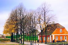 417-17 (25 minutes) Tags: life street autumn orange nature landscape denmark eos 50mm europe snap f18 kronborg streetsnap