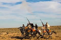 Fantasia Laghouat (alimhd) Tags: horses algeria fantasia tradition chevaux goum cavaliers laghouat