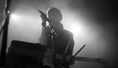 MNRS (Brian Krijgsman) Tags: blackandwhite bw music white black london film amsterdam musicians photography concert nikon fotografie photos live duo grain band zwart wit melkweg loreen 2014 d4 manors supportact iso12800 briankrijgsman mnrs s
