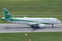 Iraqi Airways Airbus 320-214 YI-ARB (c/n 5290) Acquired from Air Berlin in DEC-201 (Manfred Saitz) Tags: vienna airport airbus airways iraqi vie a320 320 loww iaw yiarb