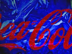 Cocacoleando 3 (bego vega) Tags: trash photoshop tin drink coke ps basura cocacola coca lata beber trashbit