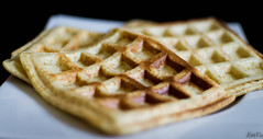 Waffles (Lalykse) Tags: cooking cookies 35mm cuisine cook waffle greed gourmandise cookery nikond3200 gaufres