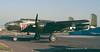 N3675G - 1944 build North American B-25J Mitchell, still airworthy (egcc) Tags: ww2 mitchell bomber usaf usairforce chino cno b25j b25 planesoffame northamerican kcno 02261 4430423 n3675g