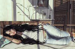 Fragile-Handle With Care (Qween Rayna) Tags: sl blueberry identity secondlife belleza slink punci kibitz cynful iheartsl theliaisoncollaborative cosmeticfair soonsiki