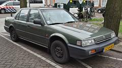 Honda Accord Sedan 2.0 EX Automatic (sjoerd.wijsman) Tags: auto holland green cars netherlands car sedan honda accord groen nederland thenetherlands denhaag voiture vehicle holanda autos saloon paysbas berline olanda fahrzeug niederlande hondaaccord zuidholland onk carspotting berlina carspot stufenheck sidecode4 sz64ny 25012015