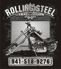 "Rolling Steel Garage Doors - Bradenton, FL • <a style=""font-size:0.8em;"" href=""http://www.flickr.com/photos/39998102@N07/16377537566/"" target=""_blank"">View on Flickr</a>"
