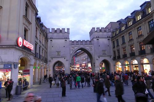 Karlstor em Munique
