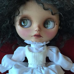 (bauer blue) Tags: blythe blythedoll squeakymonkey donthatemebecauseimbeautiful blytheoutfit mimedollz