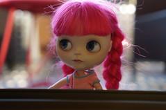 220/366 little bed head (omgdolls) Tags: pink blythe blythedoll blythe365 pureneemobody dollypunk21 adelaideskye