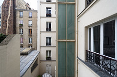 Sous les toits de Paris, HDR, 18 (Patrick.Raymond (2M views)) Tags: paris building architecture nikon hdr faade expressyourself