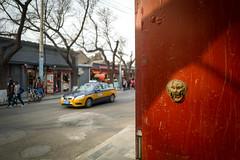 L1001039.jpg (Snorre Moen) Tags: china street door red beijing kina 2016