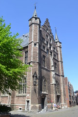 Vleeshuis, Antwerpen (Erf-goed.be) Tags: museum geotagged antwerpen vleeshuis archeonet geo:lon=43992 geo:lat=512227 klankvandestad