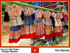 Coc Ly Hill Tribe Village Market (vicbrasil) Tags: people village market vietnam hanoi sapa hilltribe cuong hoalu cocly northeastregion northwestregion redriverdeltaregion