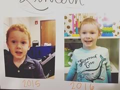 What a difference 9 months make, so much growth! by juliekline (nic_kline) Tags: julie instagram ifttt