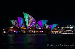 Vivid Sydney 2016 (Asteria D.) Tags: our light house art festival back rainbow opera colours purple year sydney culture vivid 9 australia number installation future root claim aboriginals 2016