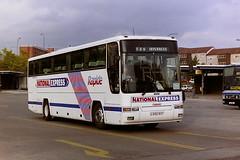 RAPSONS L592RST (bobbyblack51) Tags: bus station volvo all glasgow transport national buchanan express premiere 1994 types rapide plaxton b10m of rapsons expressliner l592rst