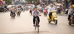 Hanoi Street Scenes (Pexpix) Tags: bicycle hanoi nikkoraf85mmf14d nikondf outdoor street vietnam hni