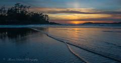 Crosswaves - Vancouver Island, Canada (Thomas J Dawson) Tags: sunset vancouverisland tofino westcoast pacificrimnationalpark chestermanbeach thomasdawsonphotography