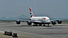 British Airways Boeing 787 Dreamliner, Hong Kong (Snuffy) Tags: hongkong britishairways lantauisland hongkonginternationalairport dreamliner beoing787