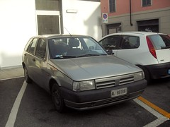 Fiat Tipo 1.6 AGT 1991 (LorenzoSSC) Tags: fiat 1991 16 tipo agt