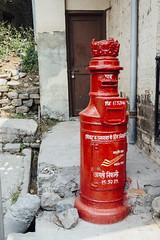Old School Post Box (Shubh M Singh) Tags: india post box walk indian crown british himachal postage pox pradesh kasauli