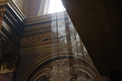 Oro incenso e luce (S. Hemiolia) Tags: light rays luce incenso raggi reggioemilia fumo sanzenone