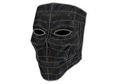 The Elder Scrolls V: Skyrim - Life Size Contractor Mask Free Papercraft Download (PapercraftSquare) Tags: mask cosplay lifesize contractor theelderscrolls skyrim theelderscrollsvskyrim