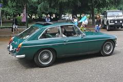 BCCM16085 (tanayan) Tags: park classic car nikon automobile c meeting mg nagoya british gt j1    tsuruma