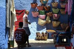 El Zoco. Chefchaouen.Marruecos. (lameato feliz) Tags: chefchaouen marruecos zoco