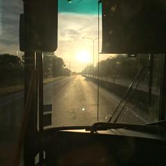 Sunrise over Rae Road (Figgles1) Tags: sun sunrise dawn iphone rockingham safetybay img1414