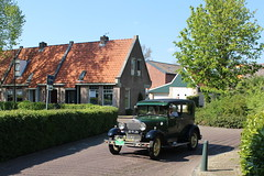 1928 Ford A Sedan (Davydutchy) Tags: classic ford netherlands car sedan rally nederland oldtimer frise paysbas friesland niederlande typea bolsward klassiker frysln elfstedentocht frisia vetern aford atype a boalsert