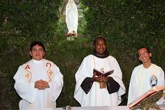 Frei Cludio Santos, Frei Gilberto e Frei Erivelton 322 (vandevoern) Tags: brasil alegria canto piaui orao floriano festejo sermo sopio vandevoern