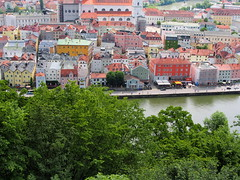 P5280468 (photos-by-sherm) Tags: museum germany spring high panoramic views fortifications defensive veste hilltop passau oberhaus