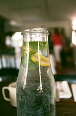 Lemon and Dill (Georgie_grrl) Tags: toronto ontario pentaxk1000 brunch tablesetting rikenon12828mm thehouseofcommons deeeeeeeelish springshootingshenanigans hangingoutwithkatandmichael