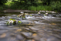 River Nith (Rossco156433) Tags: longexposure nature water river scotland waterfall rocks stream outdoor dumfriesgalloway sanquhar ndfilter neutraldensity rivernith