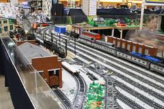 BW_16_Penn-Tex_032 (SavaTheAggie) Tags: pennlug tbrr pentex texas brick railroad train trains layout steam engine locomotive locomotives display yard city