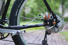 _DSC7834 (markreimer) Tags: crust df 26 bikes plus schmidt velocity rasta touring brooks xtr nitto chrisking shimano barend philwood dynamo cld dfl dually whiteindustries bikepacking 1x10
