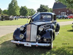 1937 Packard Twelve Coupe (JCarnutz) Tags: twelve packard 1937 gilmorecarmuseum cccagrandclassic