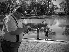 Grandpa (John Brooks - Hastings) Tags: fish fisherman nebraska grandfather grandpa grandisland