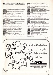 Switzerland vs England - 1981 - Page 53 (The Sky Strikers) Tags: world england cup st schweiz switzerland official basel 150 jakob fr programme offizielles programm qualifier fussballstadion