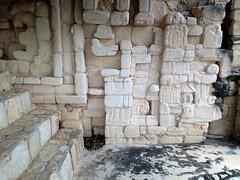 20160530_185201330_iOS (Under Scored 2) Tags: stone architecture mexico ruins maya stonework tourist mayan mayanruins column colum ekbalam ruuins alltourntive