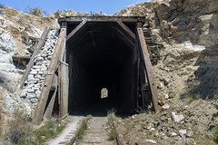 The Old Train Tunnel (charles25001) Tags: old railroad tunnel jacumba carrizogorge impossiblerailroad