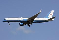 98-0001 (JBoulin94) Tags: 980001 usa airforce usairforce usaf boeing 757200 c32 andrews afb airforcebase adw kadw maryland md john boulin