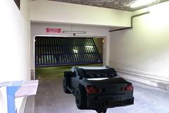 PARKING 2 (Daniel V 75) Tags: car voiture lego ferrari porsche speed wallpaper base tuning star wars moc photo sport berline 4x4 luxe paysage art creation