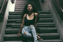 Acid Wolfpack. (Marianaok_) Tags: city urban girl beautiful beauty lady youth canon vintage photography retrato venezuela portait grunge fotografia nigga 2016