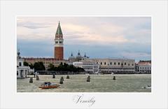 Venedig (hellwi) Tags: venice cruise kreuzfahrt venedig italien italy adria aidabella aida laguna veneta lagune san di dogenpalast campanile marco 150 panasonic fz fz150